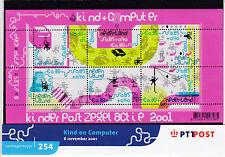 Netherlands Stamp pack 2001 KIND EN COMPUTER