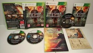 The-Witcher-2-Assassins-of-King-039-s-Enhanced-Edition-PAL-Fr-Complet-TBE