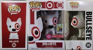 Funko Bullseye Pop Target Exclusive