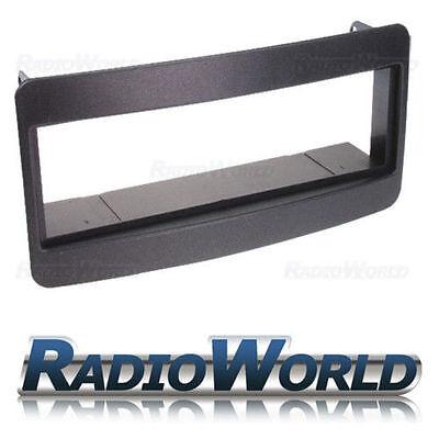 TOYOTA CELICA AVENSIS CD RADIO STEREO FASCIA FACIA PANEL SURROUND BLACK FP-11-02