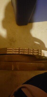 D/&D PowerDrive C195 V Belt  7//8 x 199in  Vbelt