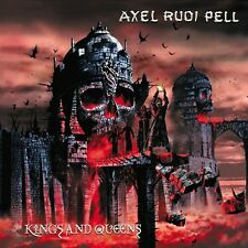 "AXEL RUDI PELL ""KINGS AND QUEENS"" CD NEUWARE"