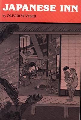 Japanese Inn By Oliver Statler