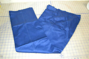 1952-dated-size-MEDIUM-pants-blue-scrubs-military-issue-vintage-NOS-medical