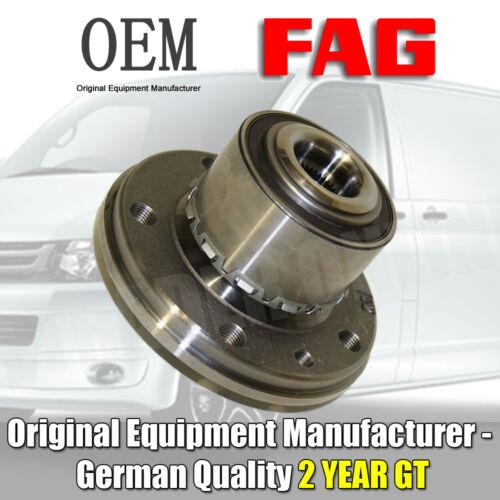 FAG OEM Front Wheel Bearing Kit VW T5 Transporter Van /& Caravelle 04-15 QUALITY