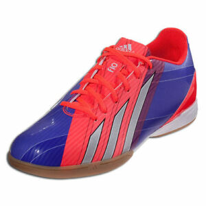d87f492b055 Image is loading ADIDAS-MESSI-F10-IN-INDOOR-SOCCER-SHOES-FUTSAL