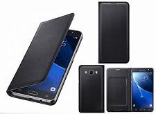 Original Samsung Galaxy j7 2016 j710 flip Wallet cover case ef-wj710 bolso