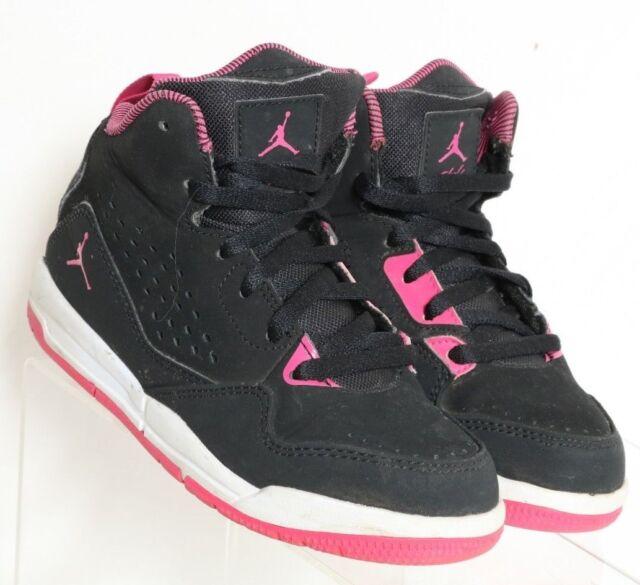 Nike Air Jordan Flight Black Pink