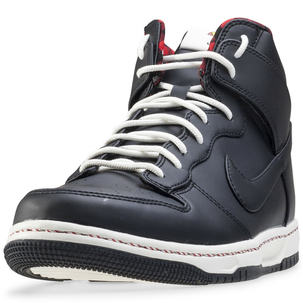 Mens Nike Casual Dunk Ultra Synthetic Negro Branded Footwear Zapatos Trainers Casual Nike 25444d