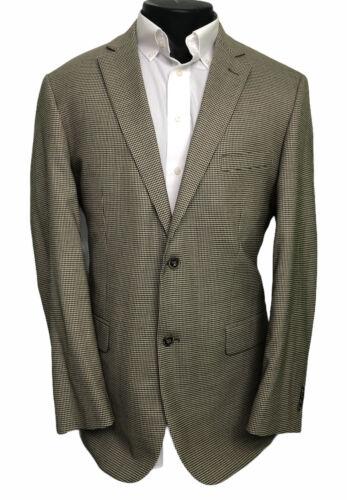 Jos A Bank 1905 Herringbone Sport Coat Size 44L