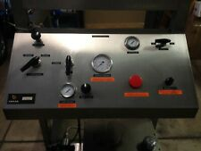 Varian Hplc Lock And Load Control Panel