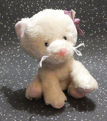 100% Vero Keel Toys Pippins Morbido Peluche Beanie Viola/gattino Cat Multifunzione-mostra Il Titolo Originale