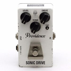 Providence-SDR-4-SONIC-DRIVE-Guitar-Effect-Pedal-Made-in-Japan