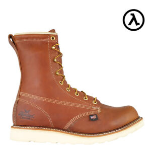 a5f2f61f61b Details about THOROGOOD AMERICAN HERITAGE PLAIN TOE WEDGE 8