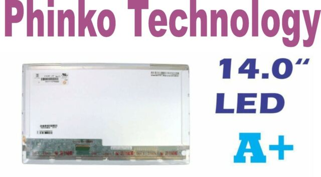 "NEW 14"" 14.0"" LED Screen Toshiba Satellite L510 L515 L600 L640 L645 C645 D"