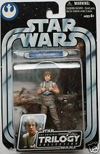 "Luke Skywalker Dagobah OTC #01 Hasbro Star Wars TESB 2004 3.75"" Action Figure"