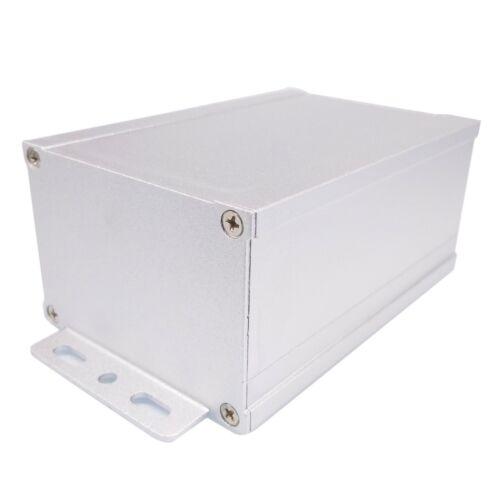 Alu Gehäuse Leergehäuse Platinen Sicherheit Elektronik Netzteil 65*45*96mm