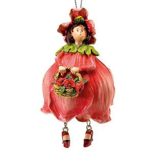 Blumenmaedchen-Fee-Deko-Figur-Elfe-Mohnblume-haengend