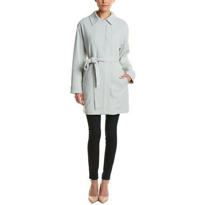 Seven For All Mankind Womens Crepe Jacket, size Small retail $389