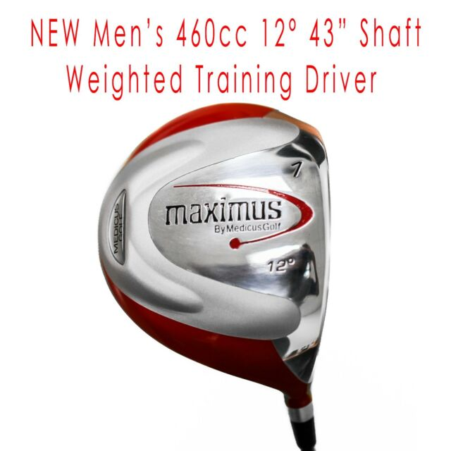 MAXIMUS HITTABLE WEIGHTED DRIVER FOR MAC