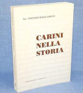 Sac-Vincenzo-Badalamenti-CARINI-NELLA-STORIA-Ed-Bellanca-1992-cop-morbida