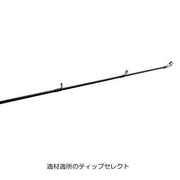 Shimano Baitcasting Rod Para Bajo Juego de Pesca expride 1610M-2 6.10 ft (approx. 1.86 m)