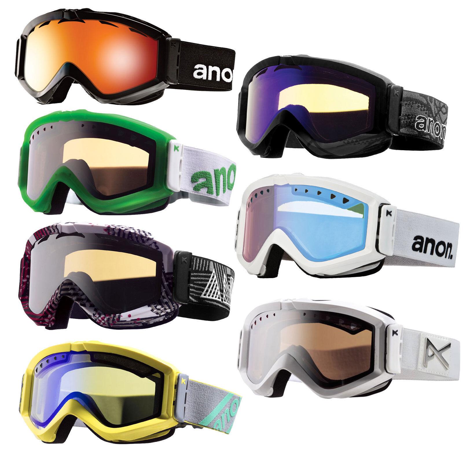 Anon Figment Ski Goggles Snowboard Glasses Goggle Glasses Snow Glasses