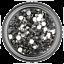 6mm-Rhinestone-Gem-20-Colors-Flatback-Nail-Art-Crystal-Resin-Bead thumbnail 12