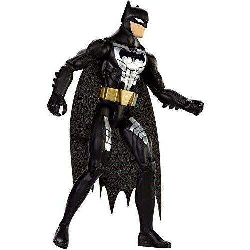 """Justice League Action 12/"""" Assorted Character Figure /& Batmobile"""