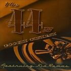 Boogie Disease by The 44s (CD, Aug-2011)