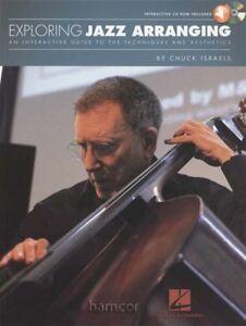 Charitable Exploring Jazz Arranging Music Book/cd-rom Savoir Comment Organiser Techniques-afficher Le Titre D'origine Pour Classer En Premier Parmi Les Produits Similaires