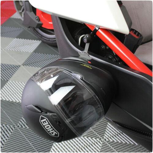 Lidlox Side Mount Helmet Lock System for the Polaris Slingshot Set of 2
