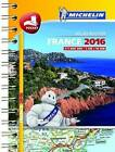 France 2016 Mini Atlas: 2016 by Michelin Editions des Voyages (Spiral bound, 2016)