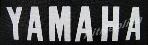 YTOC YAMAHA DT250 DT400 1977 1978 *SEMI-DUAL* SADDLE SEAT COVER PR