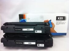 X25 Toner Cartridge for Canon ImageClass MF5770 MF5750 MF5730 MF5530 MF3240 -2Pk