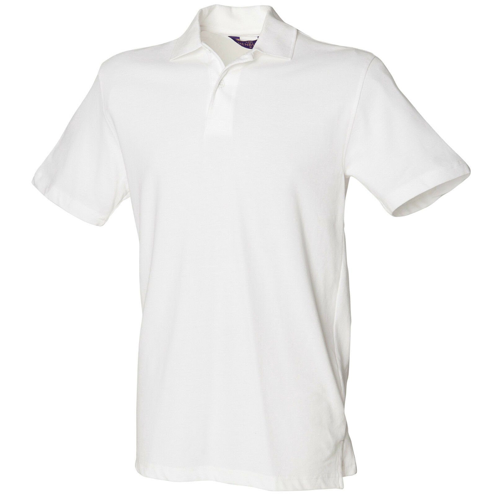Polo Shirt Stretch Pique xxl S Coton H305 Henbury Homme XqwI5x6qO