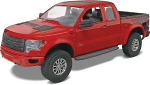 Revell-Ford-F-150-SVT-Raptor-1-25-scale-Snap-Tite-model-kit-1233-DAMAGED-BOX