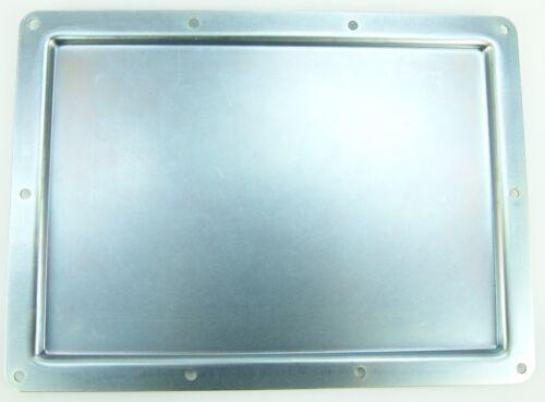 2 x Einbauschale 220x170 mm für Beschriftungsschild Tourlabel Produktionsschild