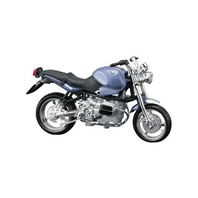 Bburago 51030 BMW R1100r Dark Blue Scale 1:18 Model Motorcycle New! °