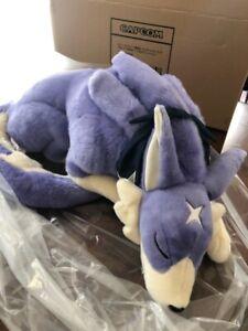 Monster Hunter Rise Gark Large Plush Doll Cushion E-Capcom Limited Goods Only