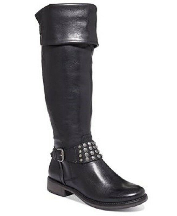 Bare Traps Shally Convertible Over the Knee Stiefel WOMEN Schuhe BLACK ROME