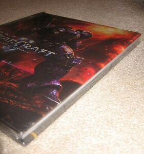 Details about Starcraft II Collector Edition ART BOOK 10 5x9x0 5
