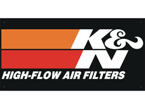 vn0942 K /& N FILTERS Car Auto Parts Club Shop Display Advertising Banner