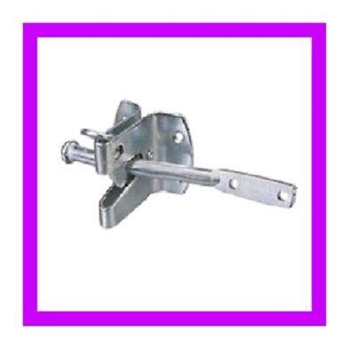 Suffolk latch door garden gate thumb lock Galvanised No 5 Contractor quality//D1