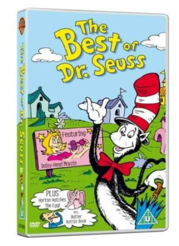 1 of 1 - The Best of Dr. Seuss: Daisy-Head Mayzie/ Horton Hatches the Egg!/ Butter Battl