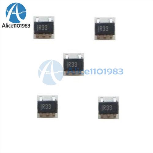 5pcs SPX5205M5-L-3-3//TR SPX5205M5-L-3-3 150 mA à faible bruit LDO Régulateur de tension