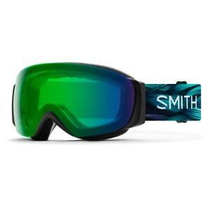 2020 Smith I/O MAG S Adele Renault Goggle w/ CP Everyday Green Mirror + CP