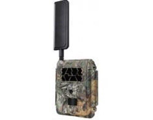 NEW Spartan Verizon GoCam 720P 4G Wireless Trail Game Camera Blackout IR GC-V4GB