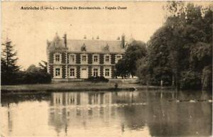 CPA-Autreche-Chateau-de-Beaumarchais-Facade-Ouest-611713