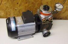 RIETSCHLE THOMAS TF 80/12 D HEKUMA 51252 -800MBAR 12 M³/H 3/4 HP VACUUM PUMP